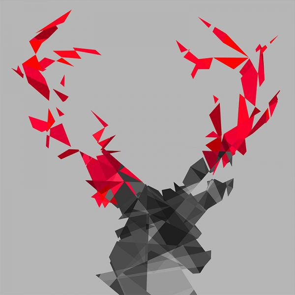 My Deer Manuel W Stepan Art Design Pop Art Wien