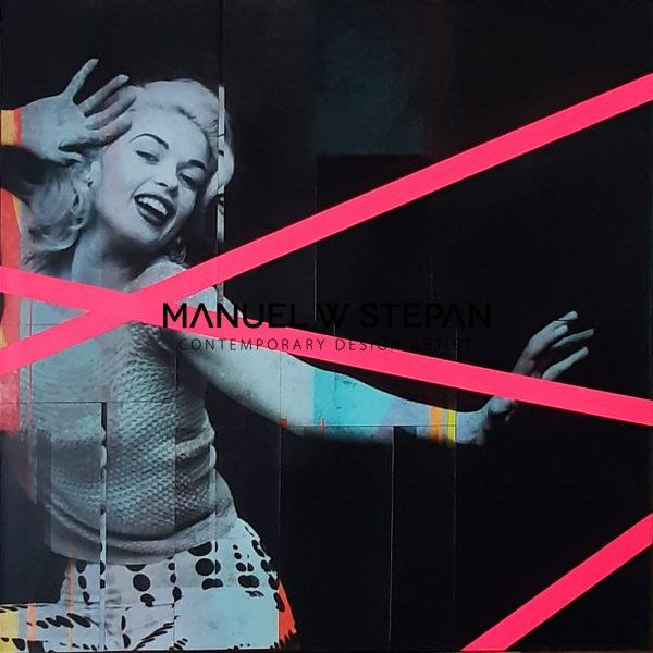JAYNE RIVEN PP Black Collage