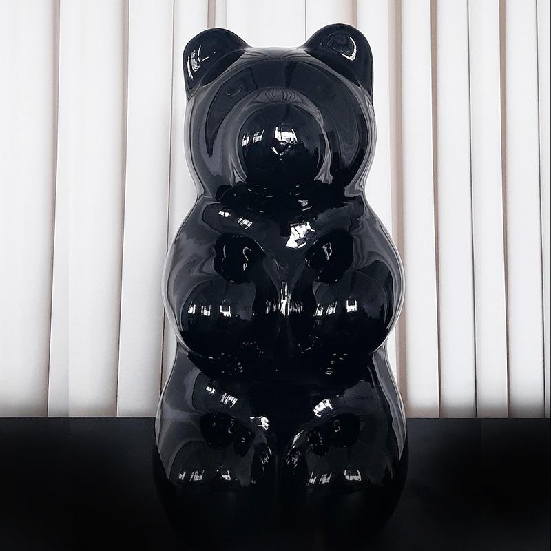 Manuel W Stepan Art Design Pop Art Wien jelly pool bear