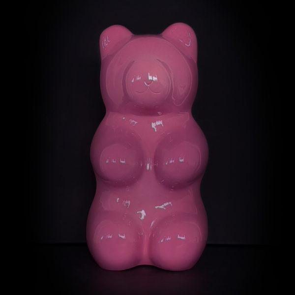 jellybear pink Manuel W Stepan Art Design Pop jellybear porno Art Wien jelly pool bear