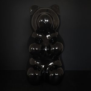 Manuel W Stepan Art Design Pop Art Wien jelly pool bear