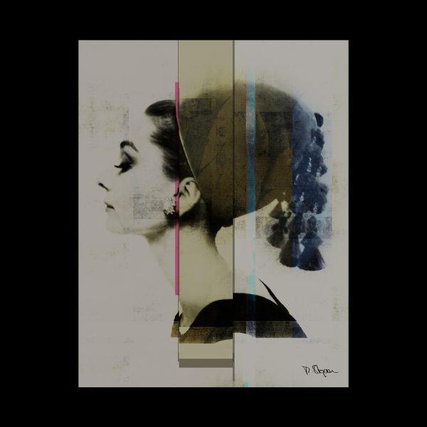 Audrey Hepburn MANUEL W STEPAN Paper Limited